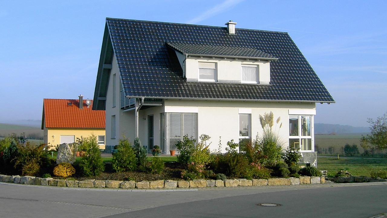 Egner Bauunternehmen Grossrinderfeld Rohbau Privathaus Referenz