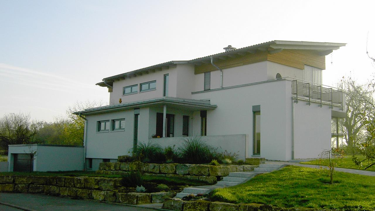 Egner Bauunternehmen Rohbau Privathaus4
