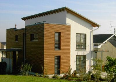 Egner Bauunternehmen Umbau Privathaus
